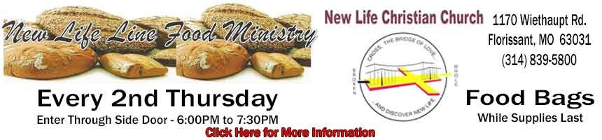 New Life Line Food Ministry