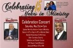 15 Years In Ministry Celebration Concert