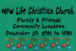 Christmas Luncheon 2016 Videos